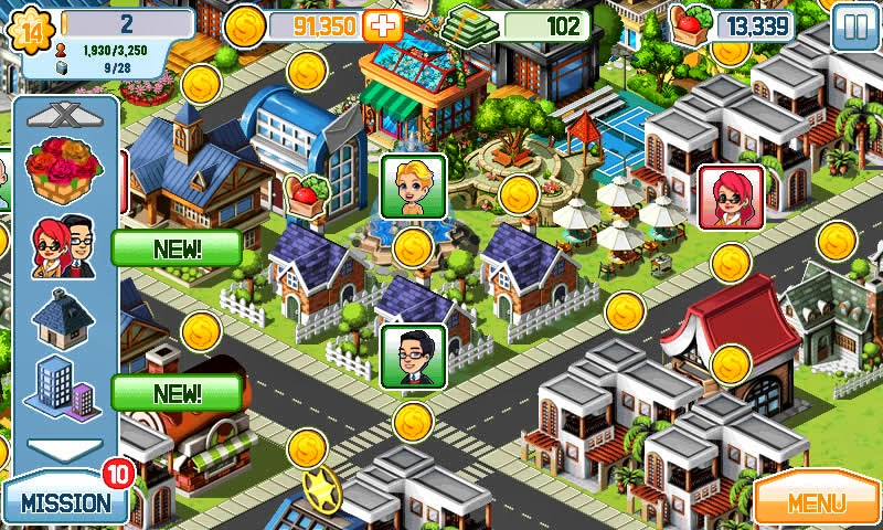 Little Big City Android Hileli MOD APK İNDİR