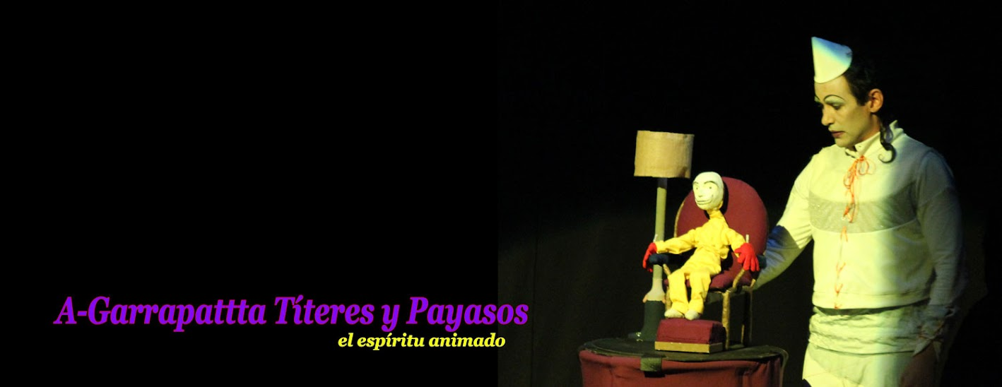 A-Garrapattta Títeres y Payasos