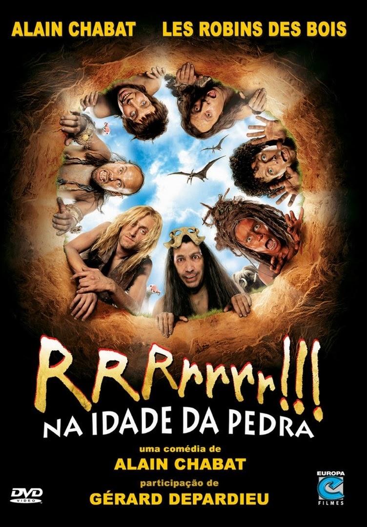 RRRrrrr!!!: Na Idade da Pedra – Dublado