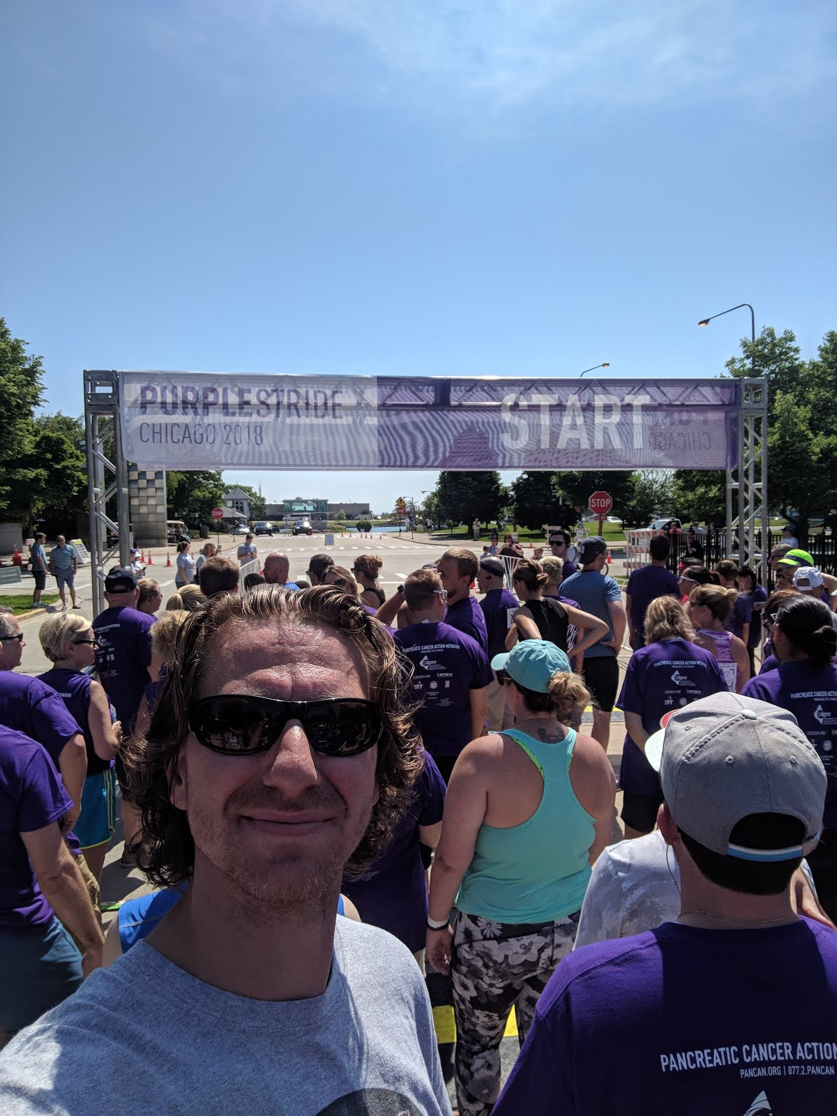 Purplestride Chicago 2018