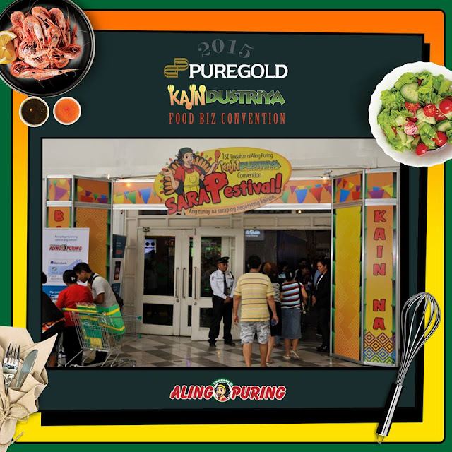 Puregold KAINdustriya Food Biz Convention 2015