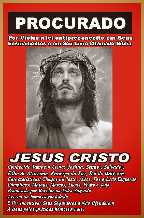 Cristo Procurado Por Ser Justo