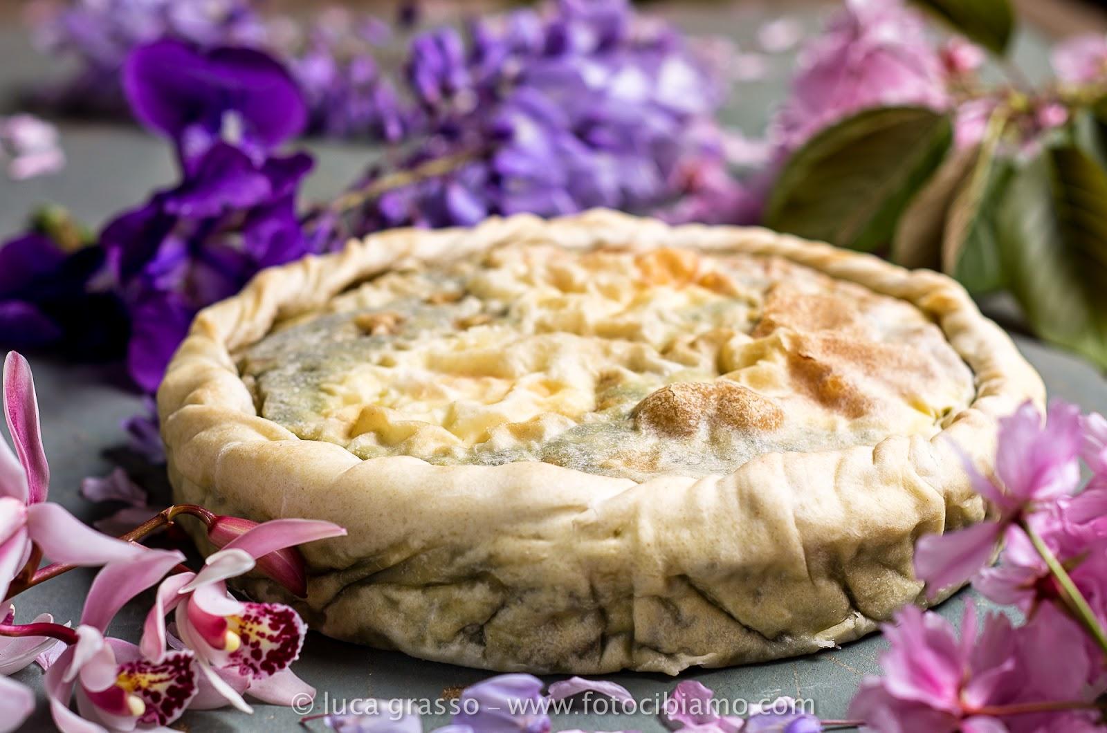 Fotocibiamo: torta pasqualina nella mia versione....un mix tra ...