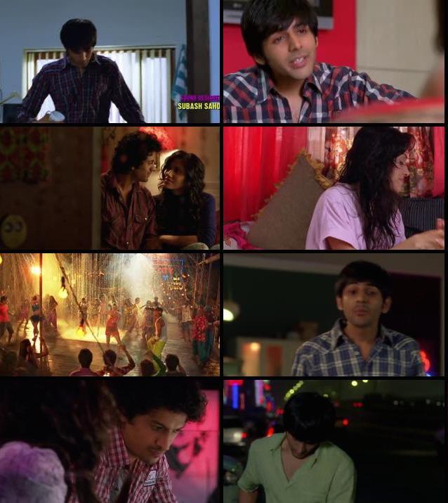 Pyaar Ka Punchnama 2011 Hindi BRRip 480p