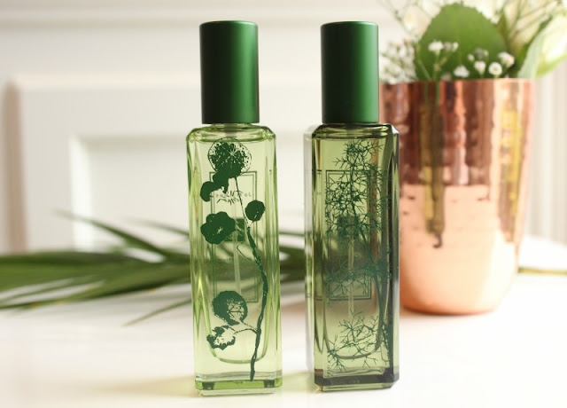 Jo Malone Herb Garden Cologne Collection 2016