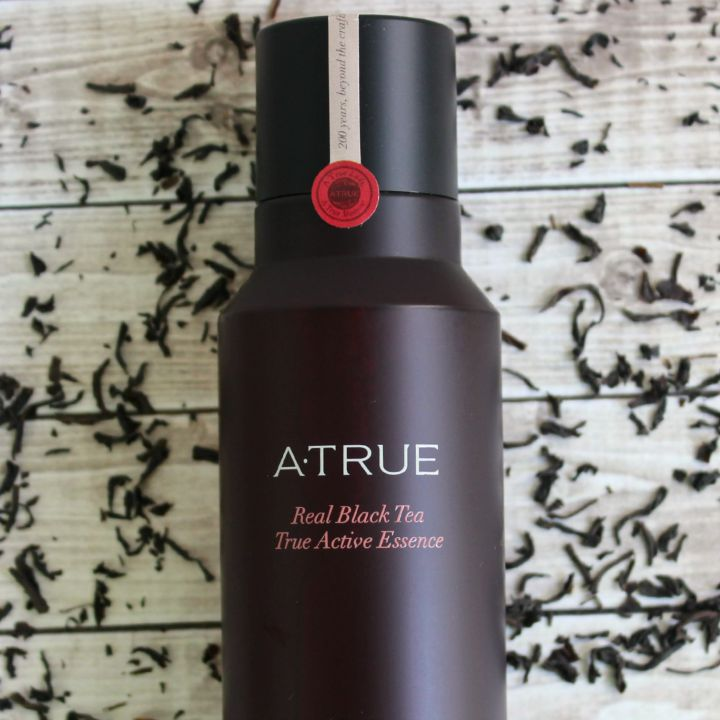A-True Real Black Tea True Active Essence review