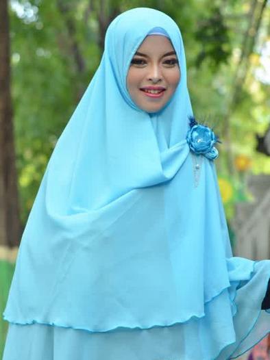 Model Hijab Syar i Modern New Tutorial Hijab