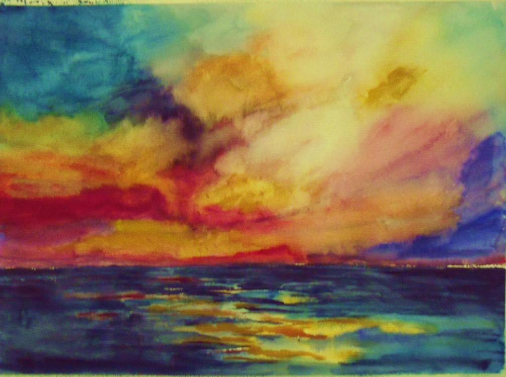 The gallery for simple abstract acrylic painting for Paintings to copy