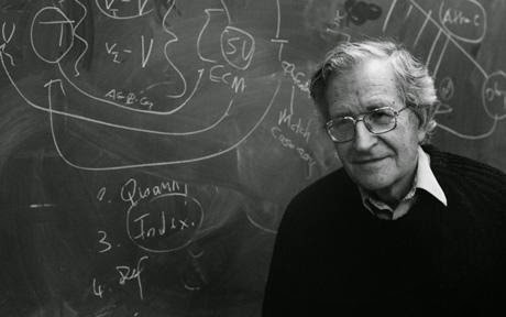 Noam Chomsky: The Kind of Anarchism I Believe in, and What's Wrong with Libertarians