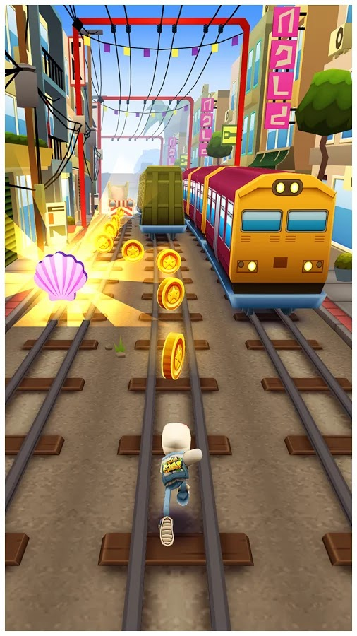 Subway Surfers APK Latest Version (1.31.0) free Download
