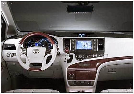 2016 Toyota Sienna Wifi