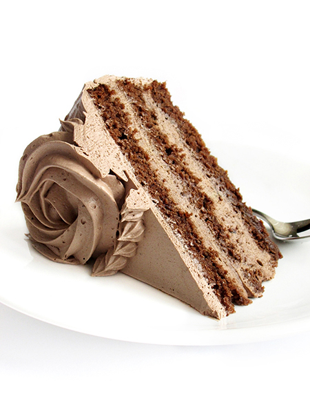 Chocolate banana cappuccino cake tinascookings.blogspot.com
