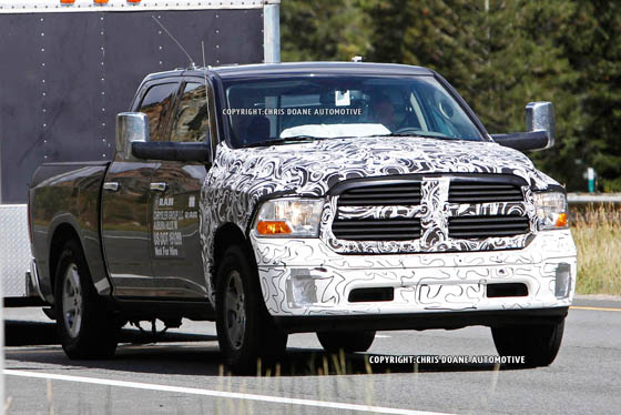2017 Ram 1500 Spy Photos | Release date, Specs, Review, Redesign and