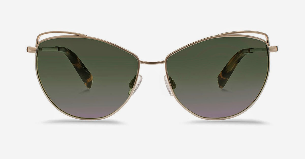 Warby Parker x Karlie Kloss