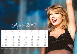 Calendario Agosto 2015