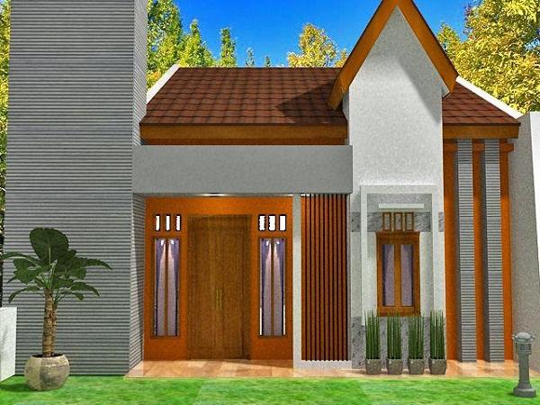 gambar rumah minimalis sederhana absolut money