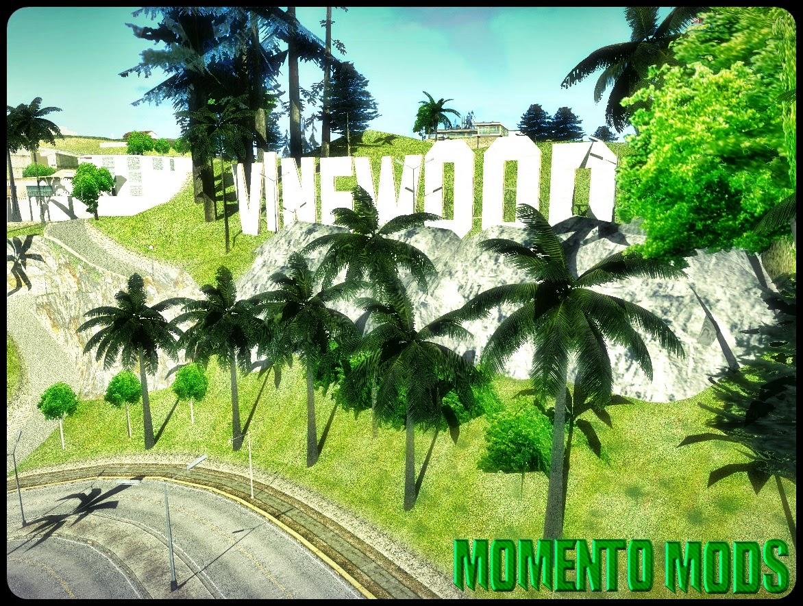 GTA SA - Nova Vinewood V2.0 Realistic