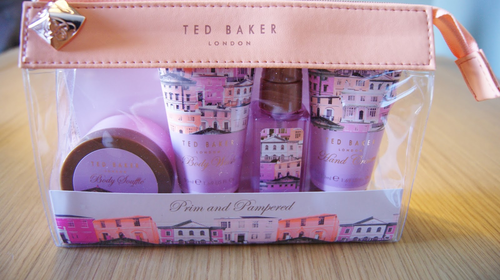 Ted Baker Prim & Pampered Set