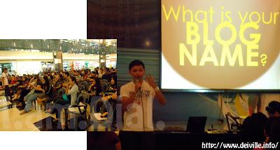 Manila: 2nd Blogger Fiesta 2011 at Cyberzone SM North EDSA 6