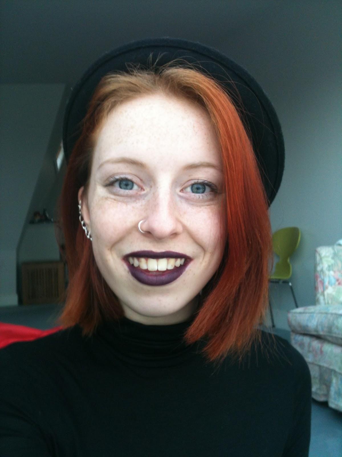 Connu Lipstick Fantasy: Mac Dark Lipsticks Haul! ZU51
