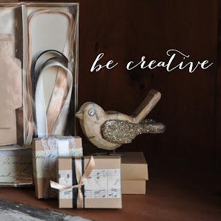 vintage favors on Creative Bag's blog