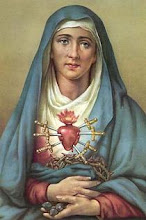 Nossa Senhora das Dores ( Blessed Virgin Mary of the sorrowful Heart ).