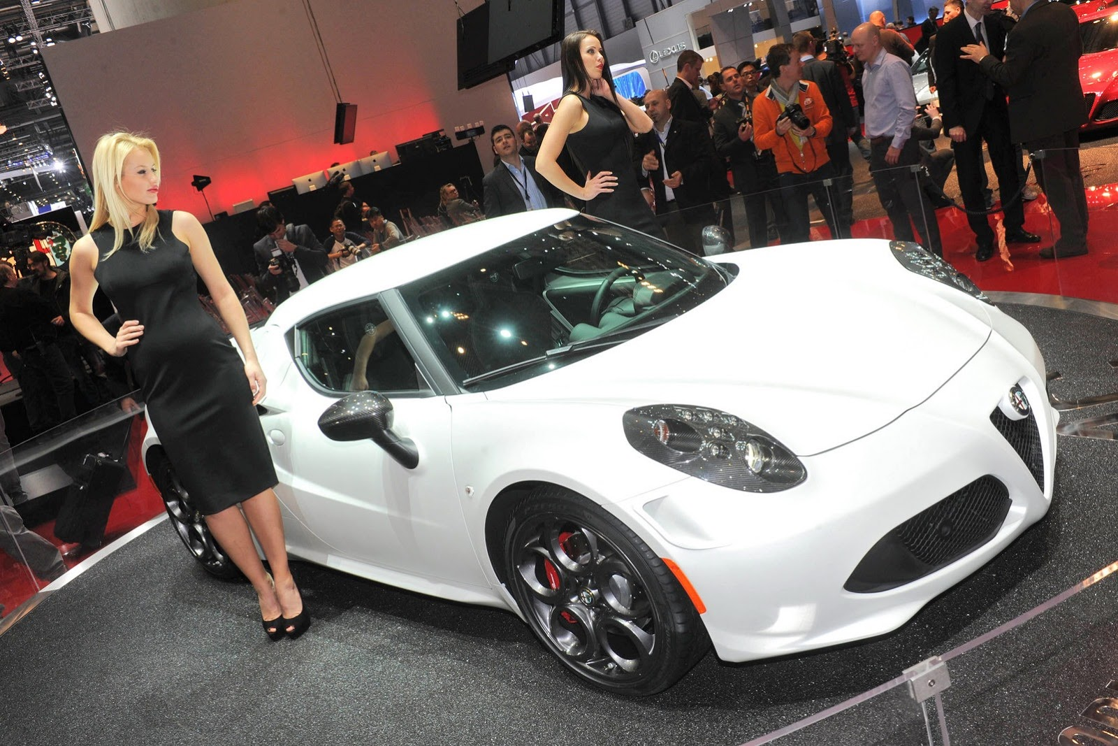 Alfa Romeo 4c Launch Edition Will Be Made In 1000 Units Cost Wiring Harness