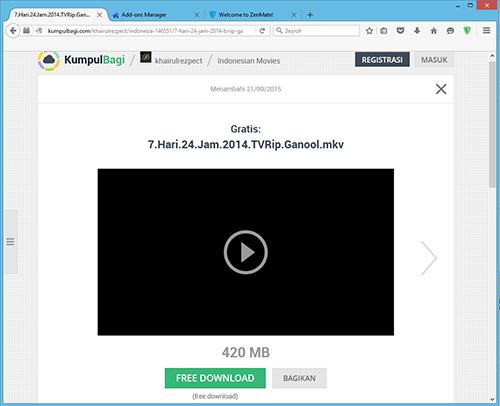 Cara Download di KumpulBagi.com Yang Diblokir Internet Positif 5