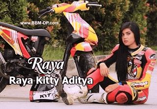 Foto Raya Kitty sebagai Raya di Anak Jalanan RCTI