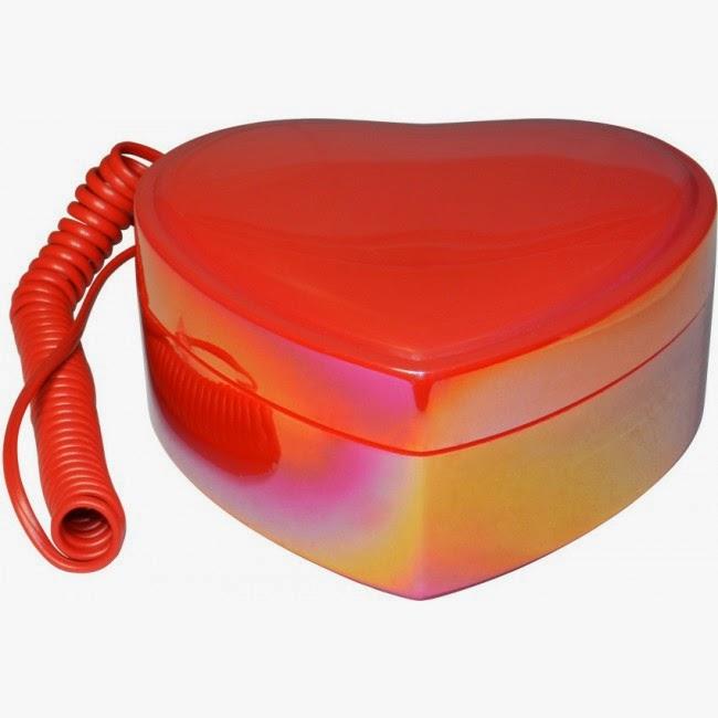 Teléfono Fijo Corazón