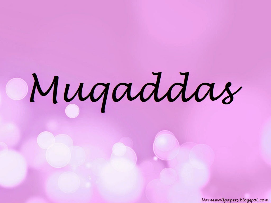 Muqaddas Name Meaning In Urdu on 953 html