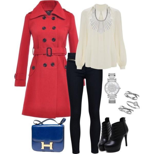 тренчи в моде с чем носить