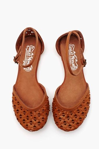 Extra Stylish Genuine Leather Flats