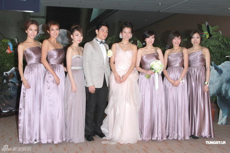 koni luis wedding
