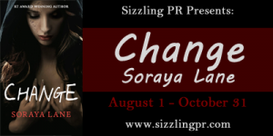 {Book Review} Change by Soraya Lane