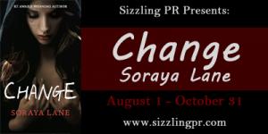 {Book Review} Change by Soraya Lane