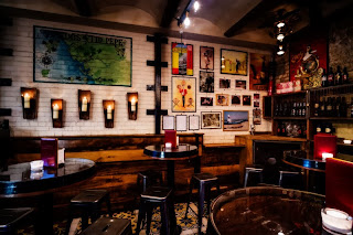 Interior del Bar Pepito