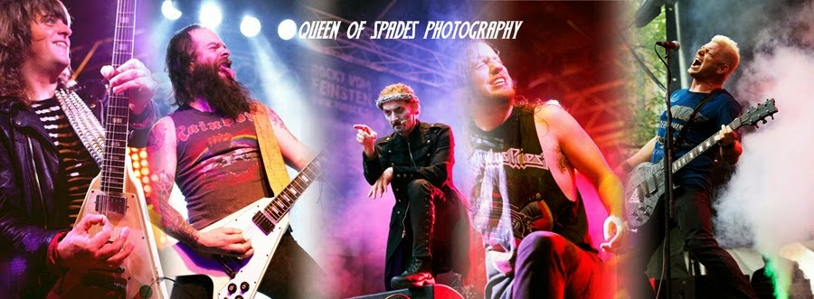 Queen Of Spades Photography