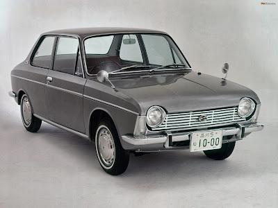 Subaru 1000. Subaru SVX punto es