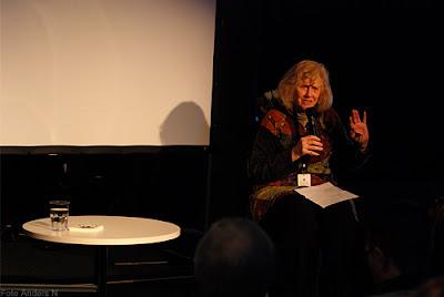 Ann Kroeber ljudtekniker film sound, filmljud, göteborg film festival 2011, föteborgs filmfestival, foto anders n