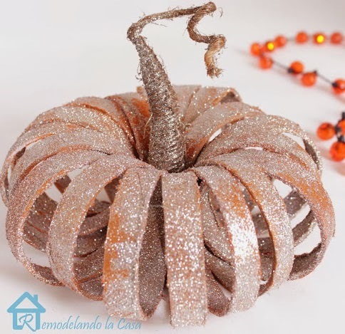 Idee Halloween Fai da Te Zucche Riciclo Creativo