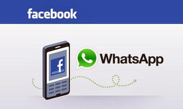 Facebook membeli whatsapp