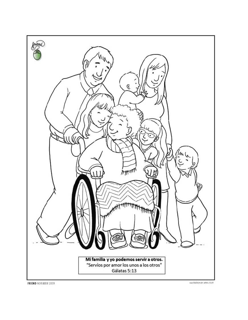 Una ayuda idónea: Respetando a nuestros mayores