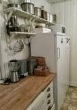 En del av köket