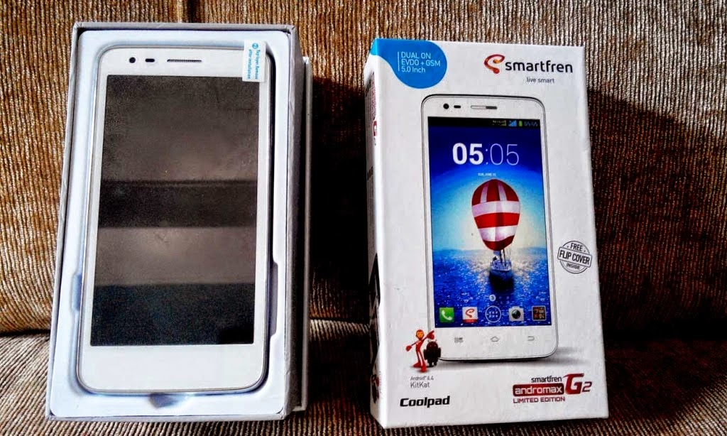 Andromax G2 Limited Edition