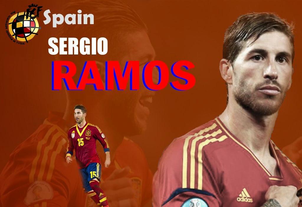 Wallpaper Sergio Ramos