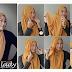 Tutorial Cara Memakai Jilbab Instant, Dijamin Tidak Ribet