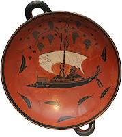 Ceramica en la grecia arcaica. El arte en grecia. Historia de grecia antigua