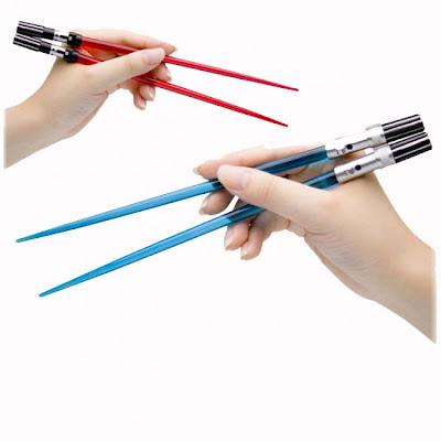 Star Wars en tu cocina. Un buen lote de gadgets.