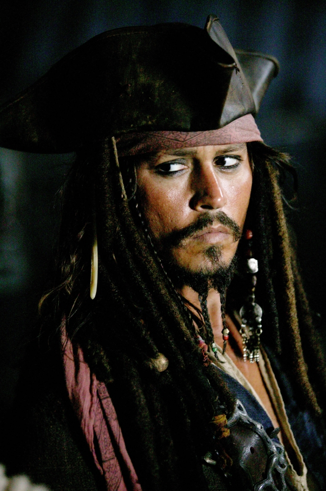 latest hollywood hottest wallpapers johnny depp jack sparrow